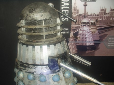 One ultra-cool Dalek