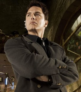 Captain Jack in Torchwood