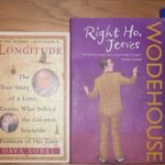 The Brain; Longitude; Right Ho, Jeeves; On Liberty and other writings