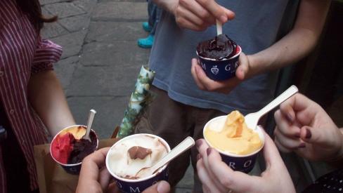 We'll always have gelato
