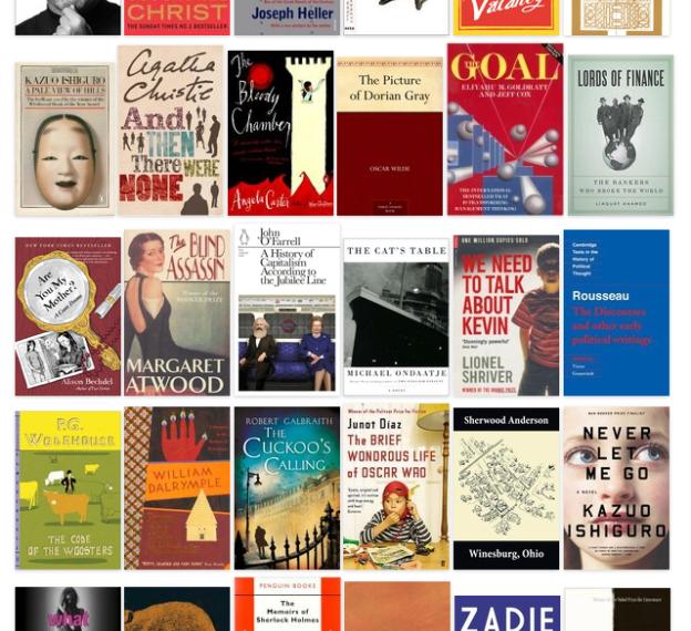 2013 Year in Books