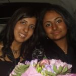 Talking of which – many thanks to Baneeta for organising the limo!  And she also won flowers for best dress! Goodnight!