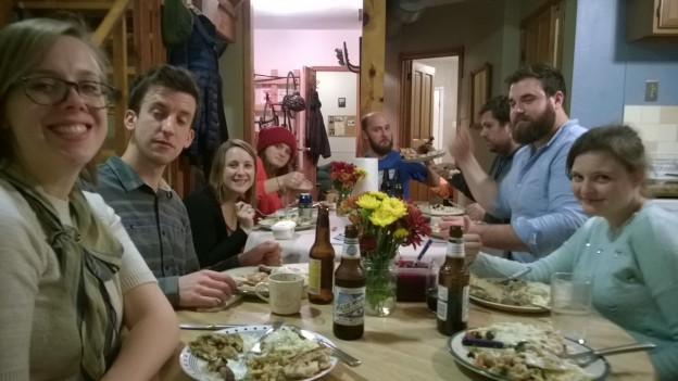 Kevin and Grace's Thanksgiving