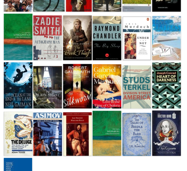 2014 Year in Books