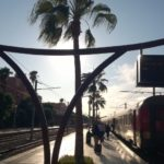 Catching the train to Casablanca