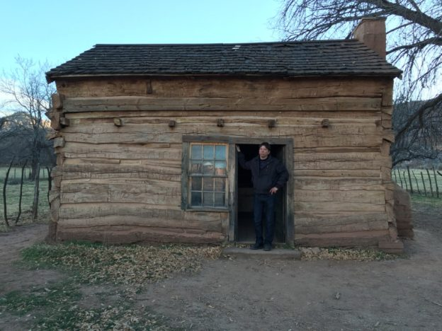 The dream of home ownership (in a Mormon ghost town)