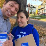 Canvassing in Toledo, Ohio