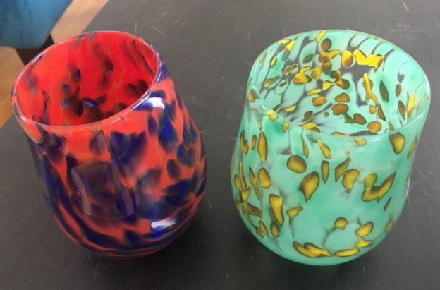 Our beautiful glass creations