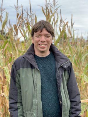 Lost in a corn maze