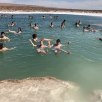 The Three Waterworlds of San Pedro de Atacama