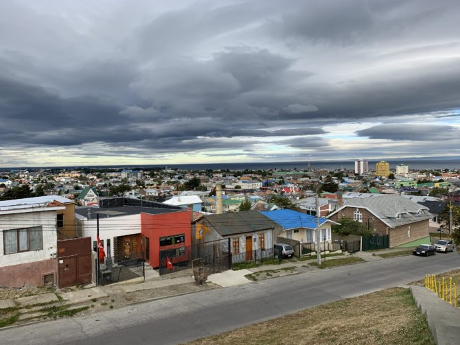 Welcome to Punta Arenas!