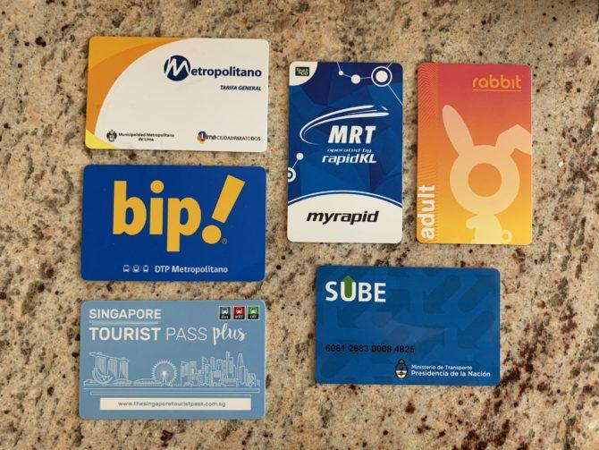 Clockwise from top left: Lima, Kuala Lumpur, Bangkok, Buenos Aires, Singapore, Santiago