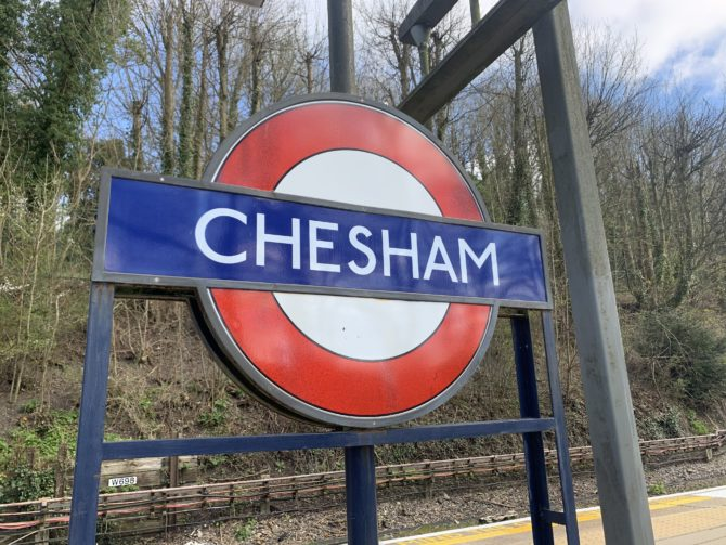 Chesham! (In case you were wondering, the 11+ still refuses to die here.)